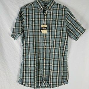 """[Men's] Bass """"Citadel"""" Button Shirt **NEW**"""